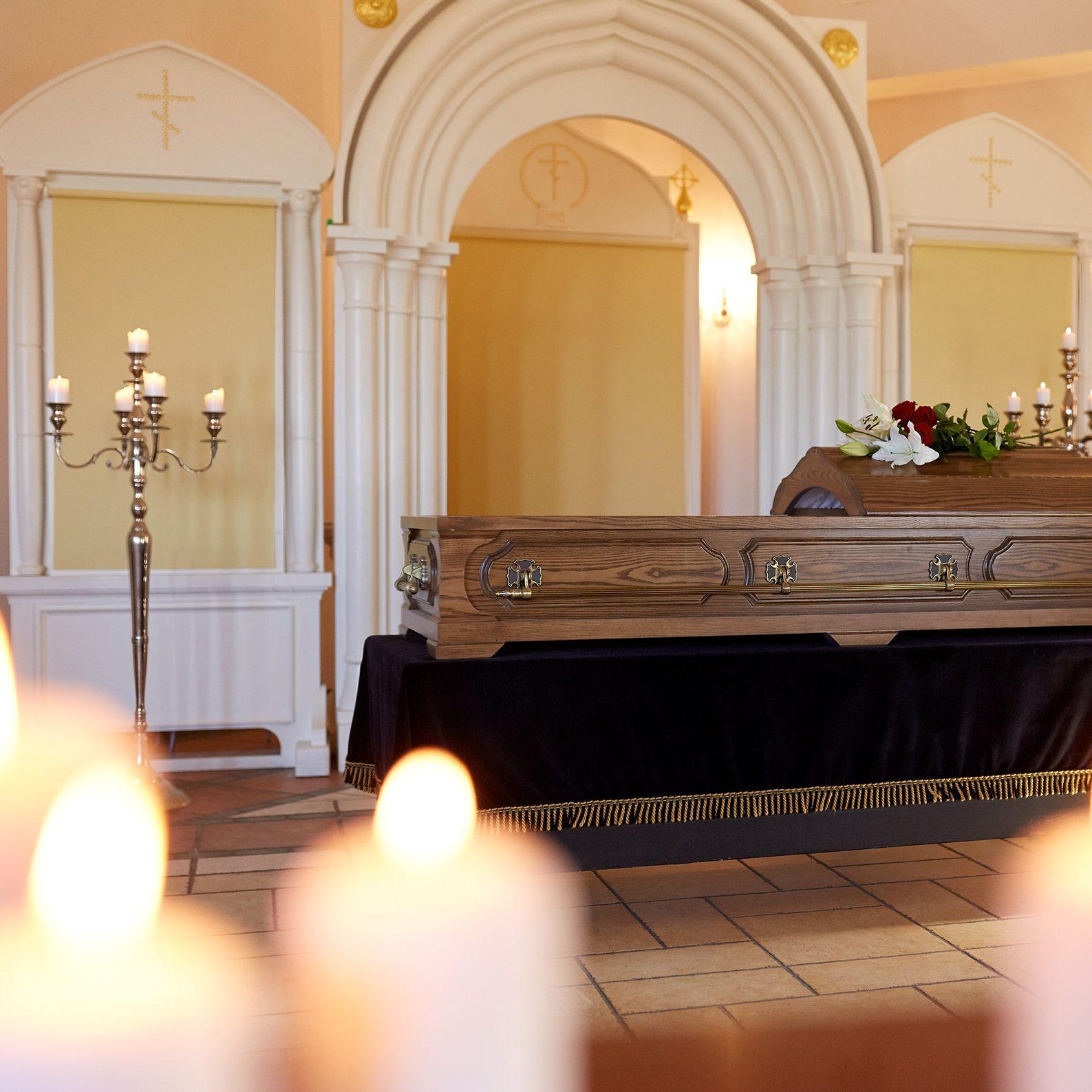Soin de conservation et toilette mortuaire autour d'Ajaccio | 2A Funéraire